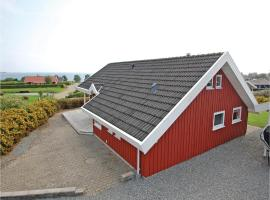 Two-Bedroom Holiday home Sjølund with a room Hot Tub 01 Hejls Denmark