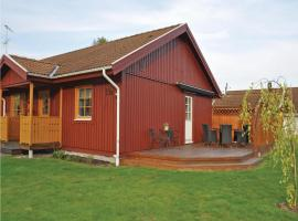 Hotel Photo: Holiday home Mårdvägen Svanskog