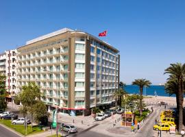 Hotel Photo: Izmir Palas Hotel