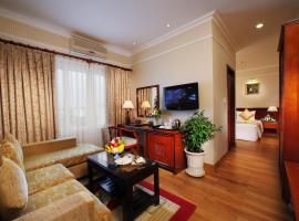 First Hotel Ho Chi Minh City Vietnam