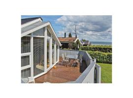 Hotel Photo: Holiday home Binderup Strandpark Bjert II