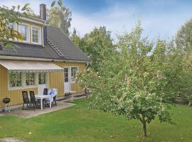 Hotel photo: Holiday Home Huddinge with a Fireplace 09
