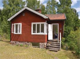 Hotel Photo: Two-Bedroom Holiday Home in Stavsnas