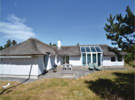 Hotel Photo: Holiday home Tulipanvej Fjerritslev III