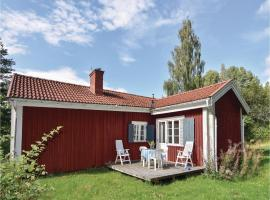 Studio Holiday Home in Saffle Säffle Suède