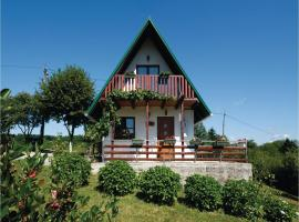 Hotel photo: Two-Bedroom Holiday Home in Galovic Selo