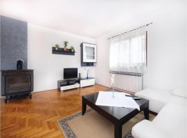 Hotel Photo: Three-Bedroom Apartment in Zagreb