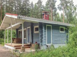 Hotel Photo: One-Bedroom Holiday Home in Hausjarvi