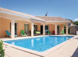 Hotel Photo: Holiday home R.Du Moulin De Bordes