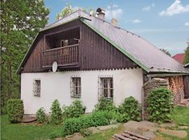Hotel Photo: Holiday home Javorna na Sumave