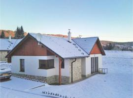 Hotel photo: Three-Bedroom Holiday Home in Lipno nad Vltavou