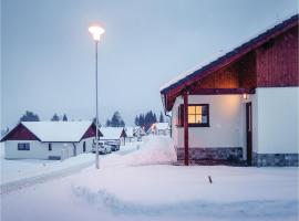 Hotel photo: One-Bedroom Holiday Home in Lipno nad Vltavou