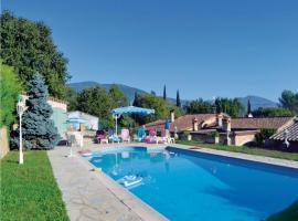 Holiday home Grasse with Mountain View 371 Grasse France