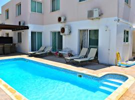Kato Paphos Apartment with Private Pool Paphos City Xipre