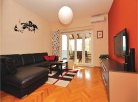Two-Bedroom Apartment Omis with Sea view 01 Omiš Croacia