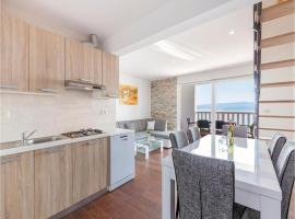 Hotel Photo: Four-Bedroom Apartment Omis with Sea View 03