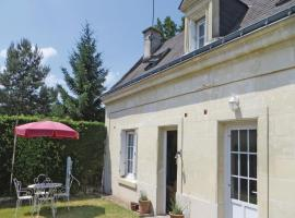 Hotel photo: Holiday Home La Chapelle aux Naux with a Fireplace 07