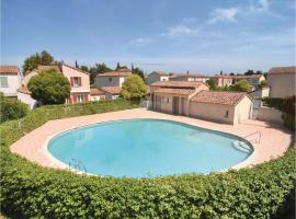 Three-Bedroom Holiday Home in Aigues-Mortes Aigues-Mortes France