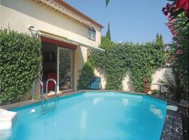 Hotel Photo: Holiday Home Vileneuve Les Beziers Rue De Parc