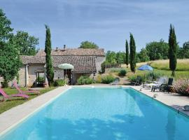 Hotel Photo: Holiday Home Cahuzac Sur Vere Puech Gaubil