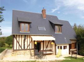 Hotel Photo: Holiday Home Vimoutiers with Fireplace VIII
