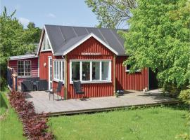 Hotel photo: One-Bedroom Holiday Home in Hornslet