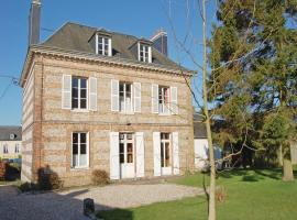 Hotel Photo: Holiday Home Faurville En Caux Rue Bernard Thelu