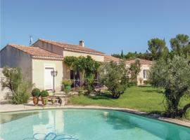 Hotel Photo: Holiday Home Boulbon 06
