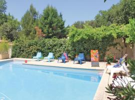 Hotel Photo: Holiday Home Mazan Chemin Des Teyssiéres