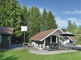 Hotel photo: Holiday Home Silkeborg with a Fireplace 05