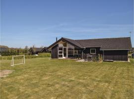 Hotel photo: Two-Bedroom Holiday Home in Ejstrupholm