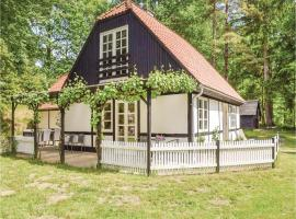 Hotel Photo: Holiday Home Silkeborg with Fireplace I