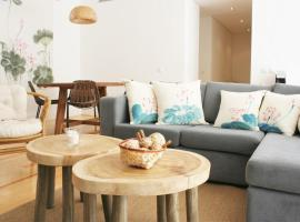 Hotel photo: CHARMING ESTORIL APT BEACH 5 MIN WALK