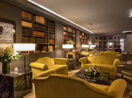 Hotel Beverly Hills Rome Italy