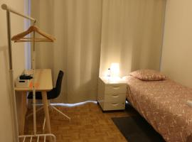 Sunny Guest Rooms Brussels Belgium