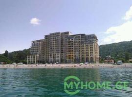 Hotel photo: Apartment Pirveltsodebuli 58, Gonio