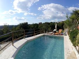 Two-Bedroom Holiday home with Pool in Narni/Umbrien 24340 Narni Italy