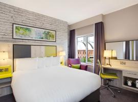 Jurys Inn Manchester City Centre Manchester United Kingdom