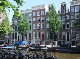 Canal Apartments Amsterdam Nederland
