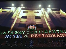 A picture of the hotel: Hotel Gateway Continental
