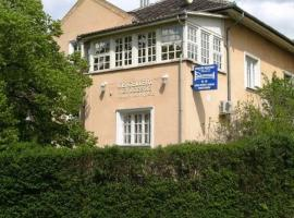 A picture of the hotel: Kis Gellert Guesthouse