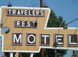 Traveler's Rest Motel San Jose USA