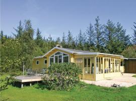 Hotel Photo: Holiday home Skovly Roslev VI