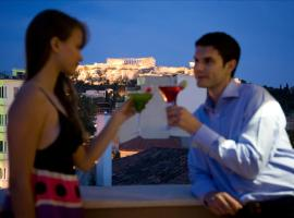 O&B Athens Boutique Hotel Athens Greece