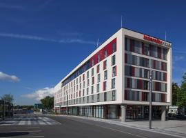 A picture of the hotel: IntercityHotel Duisburg