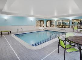 SpringHill Suites Hartford Airport/Windsor Locks Windsor Locks ארצות הברית