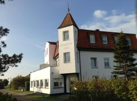 "A picture of the hotel: Pension ""Strandhotel"""