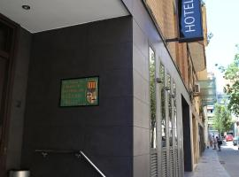 Hotel Photo: Hotel Alguer Camp Nou