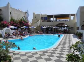 Levante Beach Hotel Kamari Greece