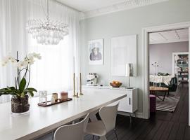 Hotel photo: Stunning two-floor house in downtown Reykjavik
